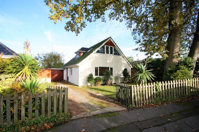 Thumbnail Detached bungalow for sale in Crawshaw Road, Lilliput, Poole