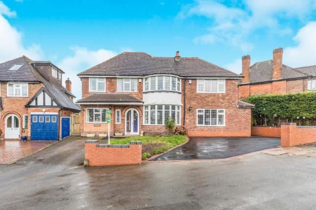 Thumbnail Detached house for sale in Kingshill Drive, Kings Norton, Birmingham