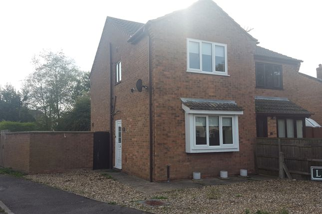 Thumbnail Semi-detached house for sale in Linden Way, West Pinchbeck, Spalding
