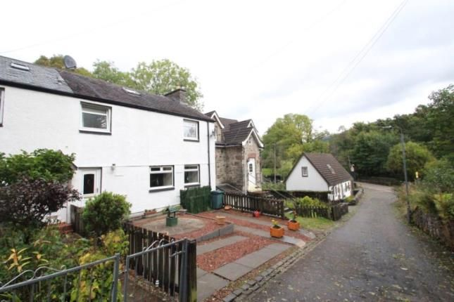 Thumbnail Terraced house for sale in Stillbrae, Tarbet, Arrochar, Argyll And Bute