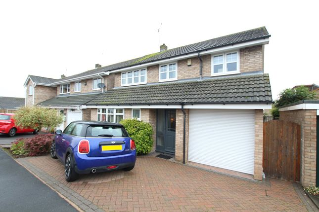 Thumbnail Detached house for sale in Easedale Close, Nuneaton
