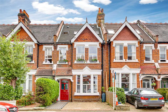 Thumbnail Detached house for sale in Penwortham Road, London