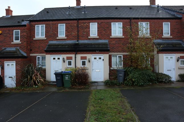 Thumbnail Terraced house to rent in Kinderkin Court, Smethwick
