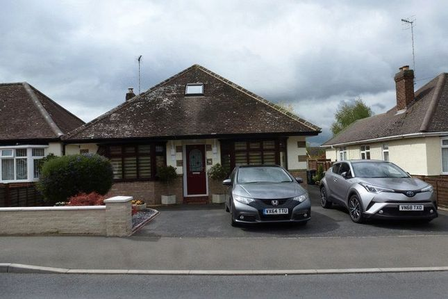 Thumbnail Detached bungalow for sale in Badsey Lane, Evesham