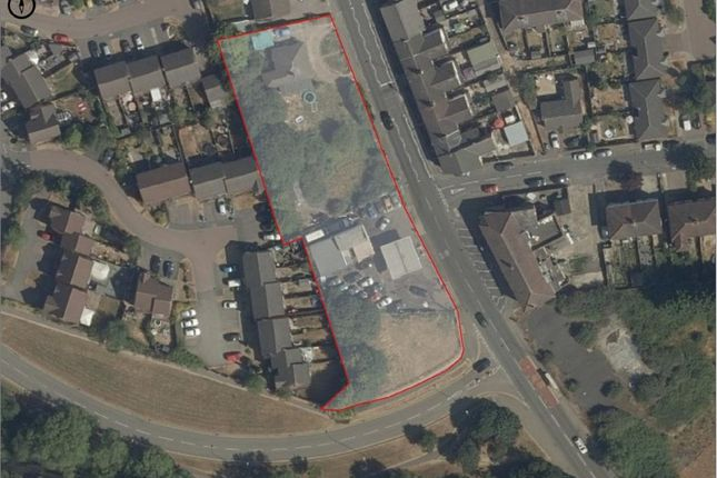 Thumbnail Land for sale in Land At 11 - 21, Boughton Road, Rugby, Warwickshire