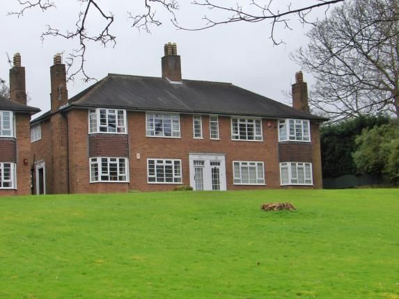 Thumbnail Flat for sale in Brampton Court, Brampton, Newcastle, Staffordshire