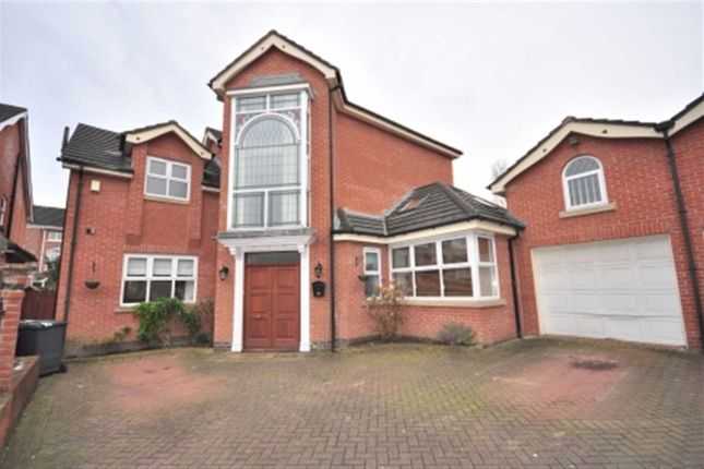 Thumbnail Semi-detached house to rent in Meridian Place, West Didsbury, Didsbury, Manchester