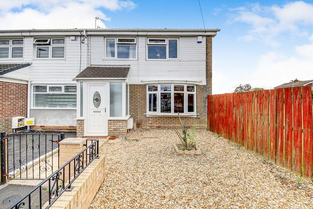Thumbnail Terraced house to rent in Amble Close, Blyth