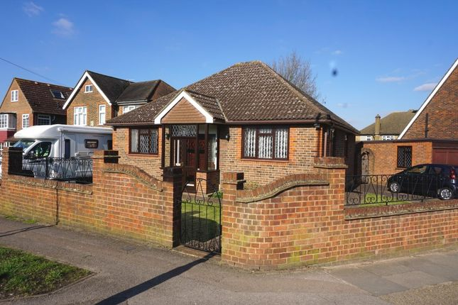 Thumbnail Detached bungalow for sale in Orchard Road, Chessington