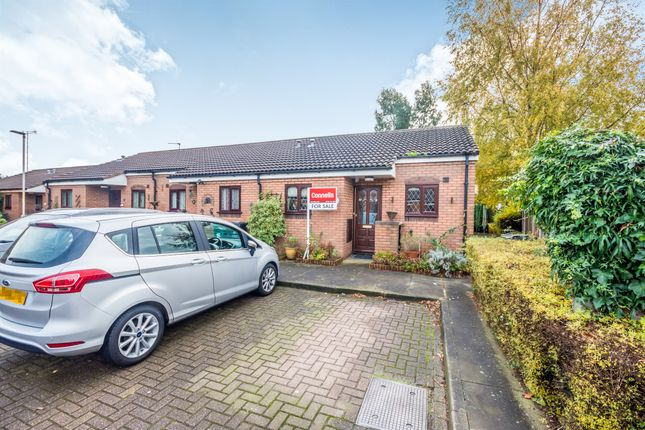 Thumbnail Terraced bungalow for sale in Sheridan Close, Walsall