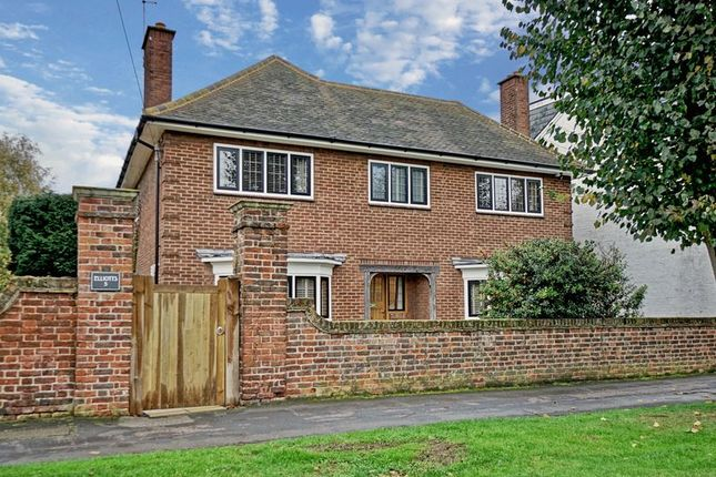 Thumbnail Detached house for sale in The Walks East, Huntingdon, Cambridgeshire.