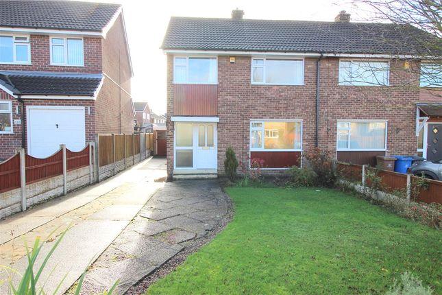3 bed semi-detached house to rent in Sancroft Road, Spondon, Derby DE21