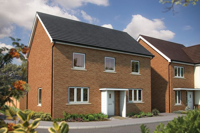 "Thumbnail Detached house for sale in ""The Chestnut"" at Amesbury Road, Longhedge, Salisbury"