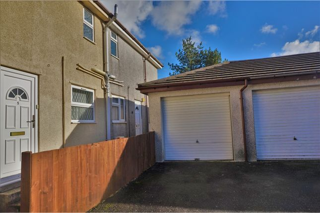 Thumbnail Semi-detached house for sale in North Roskear Road, Camborne