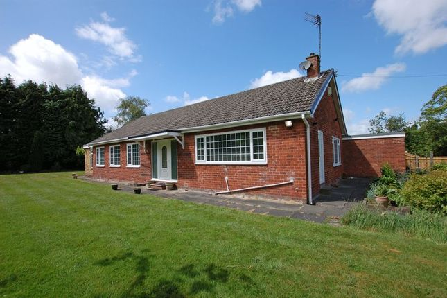Thumbnail Detached bungalow for sale in Tudor Court, Ponteland, Newcastle Upon Tyne