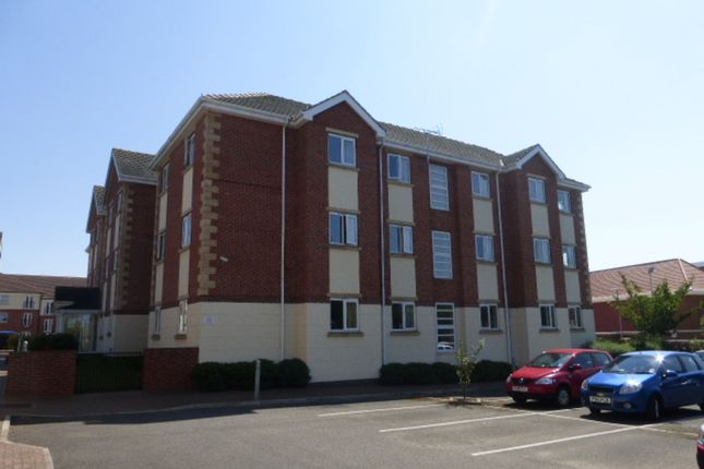 Thumbnail Flat to rent in Venables Court, Uphill, Lincoln