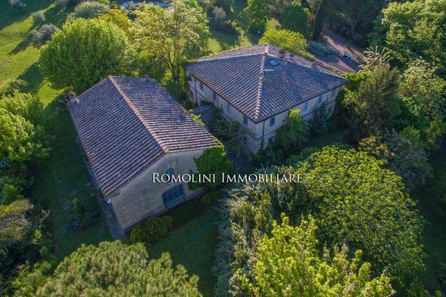 Prestigious Country House For Sale Buonconvento, Tuscany