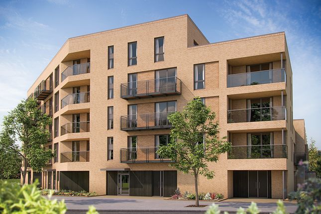 "Thumbnail Flat for sale in ""Amber House"" at Whittle Avenue, Trumpington, Cambridge"
