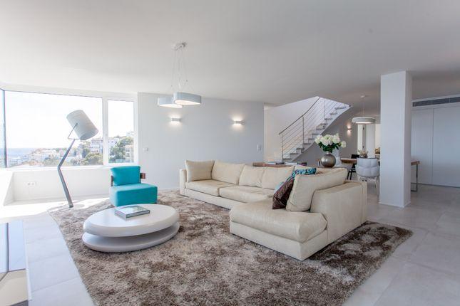 Living Room of Illetas, Illetes, Majorca, Balearic Islands, Spain