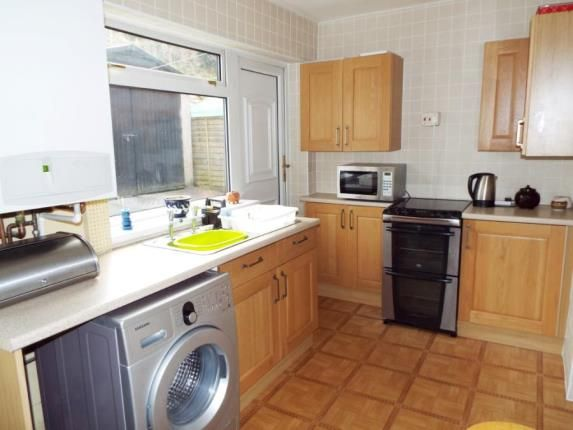 Kitchen of Dinorwic Close, Crumpsall, Manchester, Greater Manchester M8