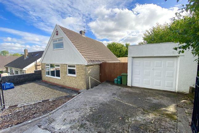 Thumbnail Detached bungalow for sale in Bryn Onnen, Penderyn, Aberdare, Mid Glamorgan