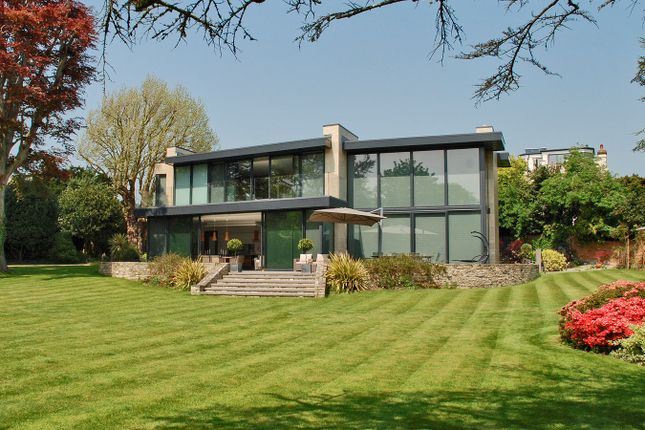 Thumbnail Detached house for sale in Grove Road, Grove Road, Lymington