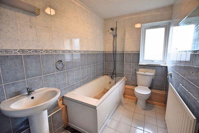 Family Bathroom of King Charles Court, Sunderland SR5