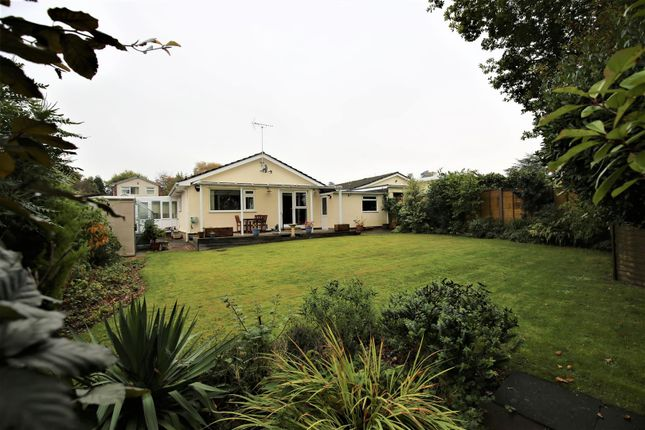 Thumbnail Detached bungalow for sale in Belmont Road, Winscombe