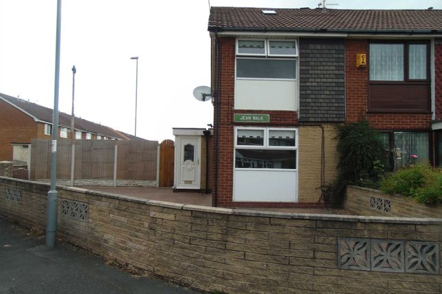 Thumbnail End terrace house to rent in Jean Walk, Fazakerley, Liverpool