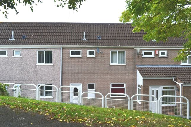 Thumbnail Terraced house to rent in California Gardens, Plymouth