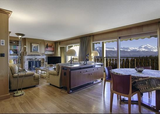 Thumbnail Apartment for sale in Rue Centrale 19, 3963 Crans-Montana, Switzerland