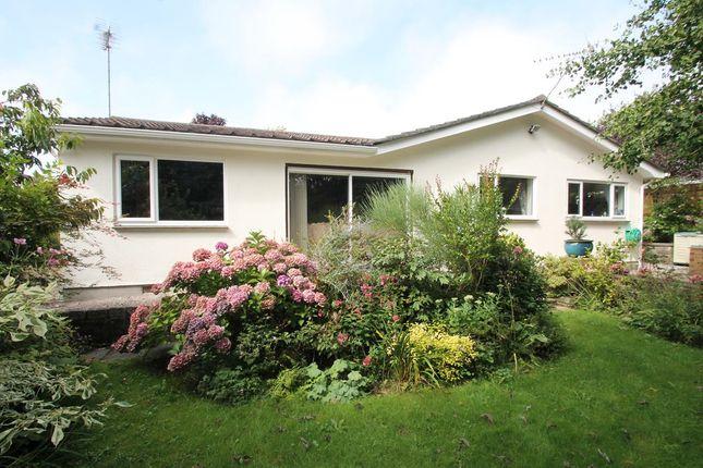 Thumbnail Detached bungalow for sale in Furzehatt Avenue, Plymstock, Plymouth