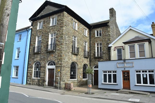 Thumbnail Town house for sale in Natwest Bank Chambers, Sycamore St., Newcastle Emlyn