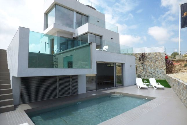 4 bed villa for sale in Eastern Mediterranean Coastline, Finestrat, Alicante, Valencia, Spain