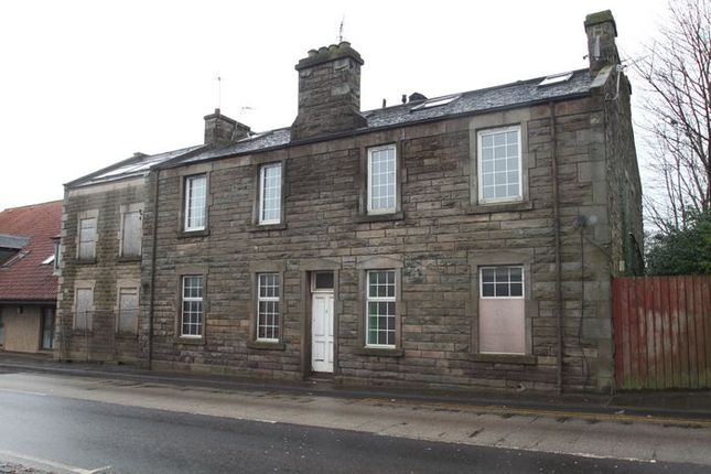 Thumbnail Block of flats for sale in Station Road, Kirkliston, Edinburgh