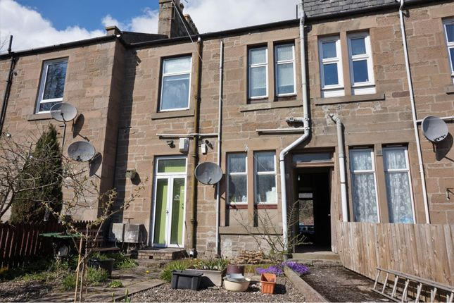 Rear View of 8 East School Road, Dundee DD3