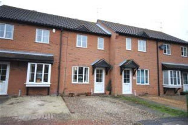 Thumbnail Terraced house to rent in St. Davids Drive, Thorpe End, Norwich