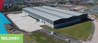Light industrial to let in Fp-One @ Frontier Park, Blackburn, Lancashire