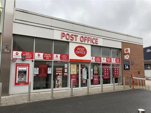 Thumbnail Retail premises for sale in 25 New Square, West Bromwich