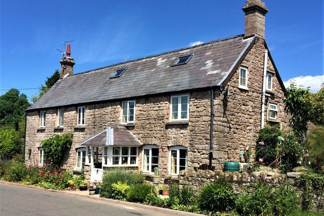 Thumbnail Farmhouse for sale in Trellech, Trellech, Monmouth