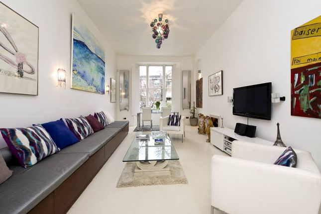 Thumbnail Flat to rent in Phillimore Gardens, London