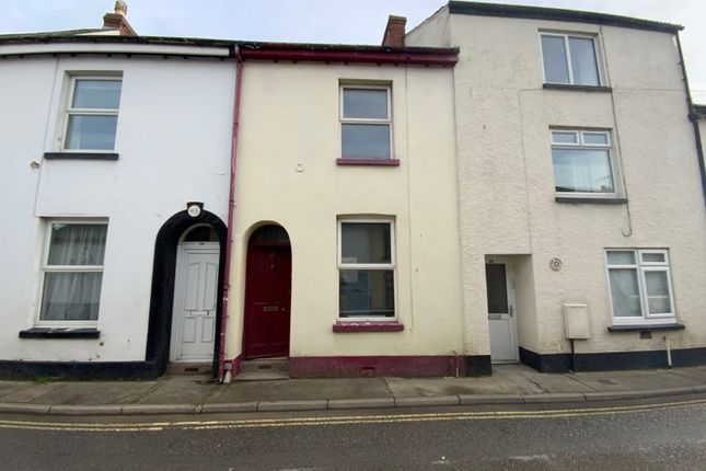 Thumbnail Terraced house to rent in Torrington Street, Bideford