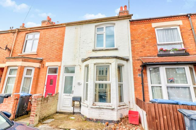 3 bed terraced house for sale in Rowland Street, Rugby CV21