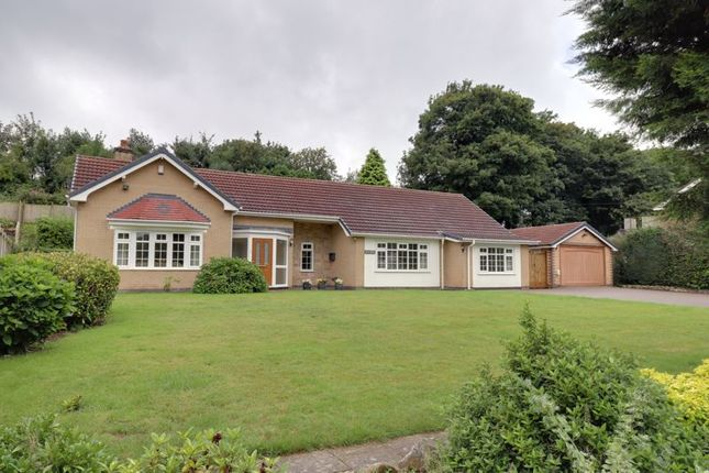 Thumbnail Detached bungalow for sale in Salt, Stafford