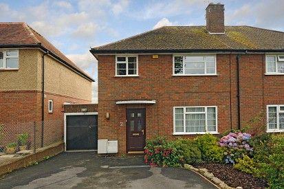Thumbnail Semi-detached house to rent in Hampden Avenue, Chesham