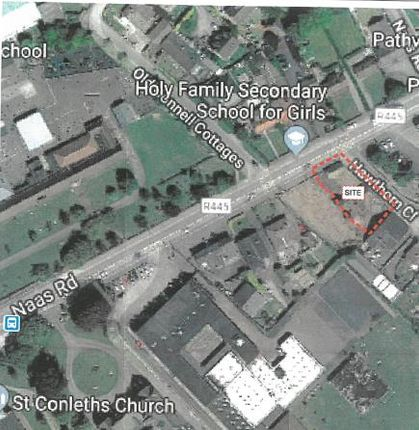 Thumbnail Property for sale in Development Site And Cottage, Naas Road, Newbridge, Kildare