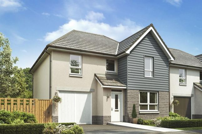 "Thumbnail Detached house for sale in ""Dalmally"" at East Calder, Livingston"