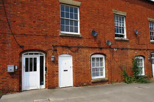 Thumbnail Flat for sale in High Street, Uttoxeter