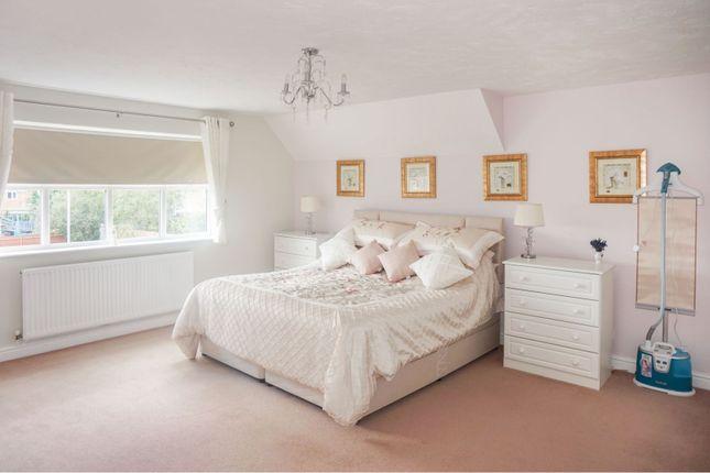 Master Bedroom of Little Greeve Way, Wootton Fields, Northampton NN4