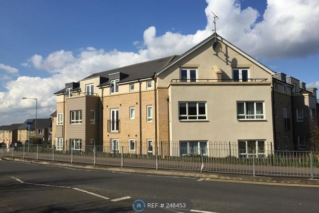 Thumbnail Flat to rent in Cromwell Drive, Huntingdon